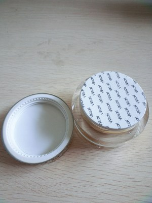 High quality aluminum foil induction seal liner for cosmetic ,health & beauty packing