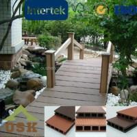 Vinyl Deck Flooring Outdoor Waterproof Wooden Flooring ...