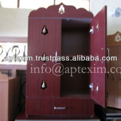 Wooden Pooja Mandir for Home Wholesale Pooja Mandir Suppliers