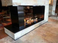 Intelligence Remote Bio Ethanol Fuel Fireplace,No Wood ...