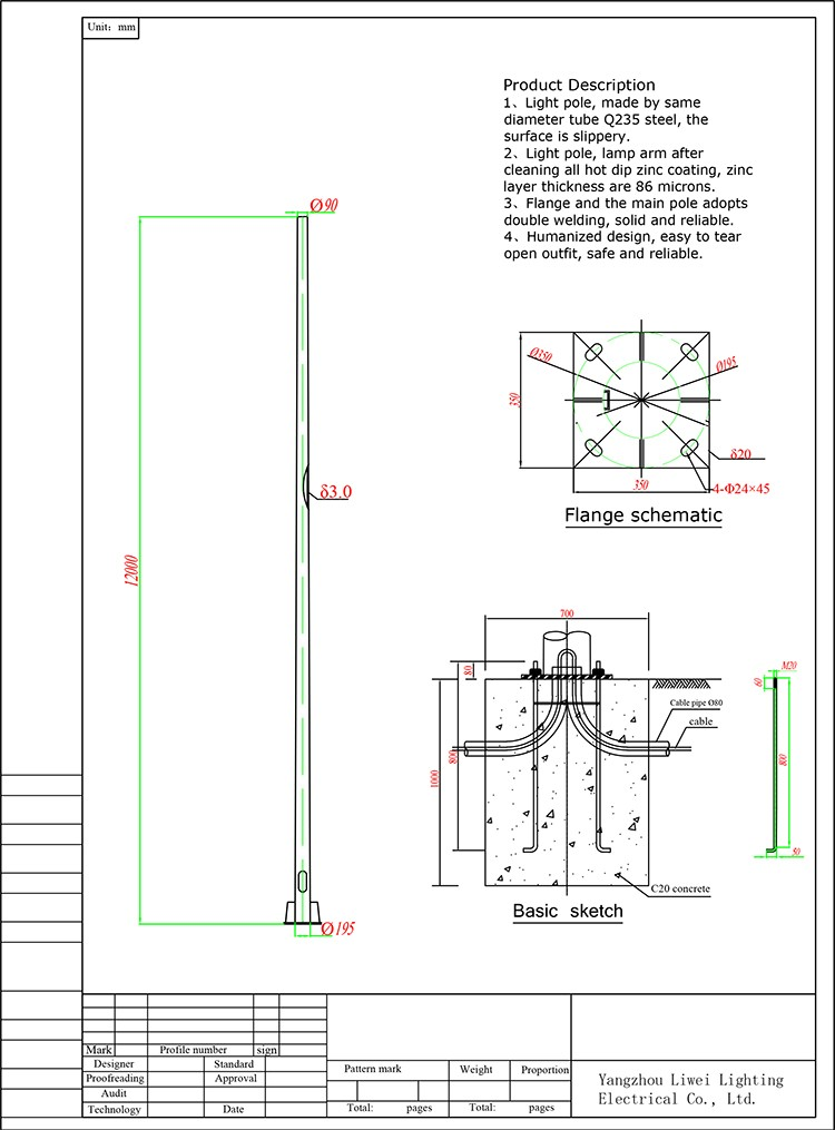 Pole Mount Solar Wiring Diagrams Electronic Schematics collections