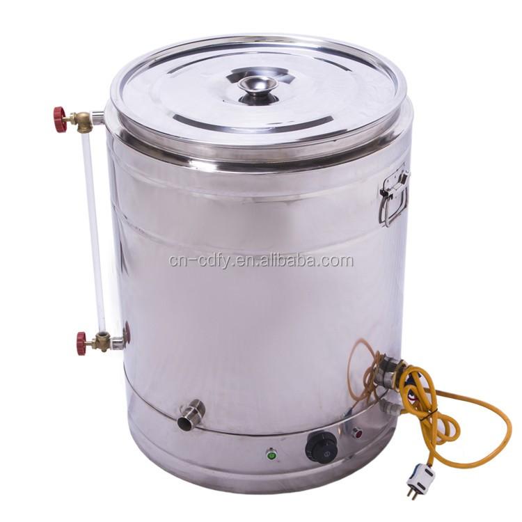 Best Selling 304 Stainless Steel Beekeeping Honey Heating