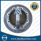 Crown wheel and pinion gear for EATON 7*43