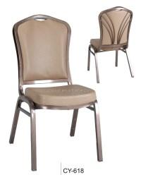 Elegant Modern Aluminum Banquet Chair - Buy Modern Saucer ...