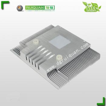 China Supplier Led Light Bar Large Amplifier Aluminum Heat