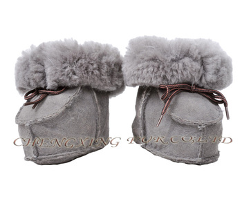 Cx Shoes 05c Chengxing Fur Wholesale Real Sheepskin Baby