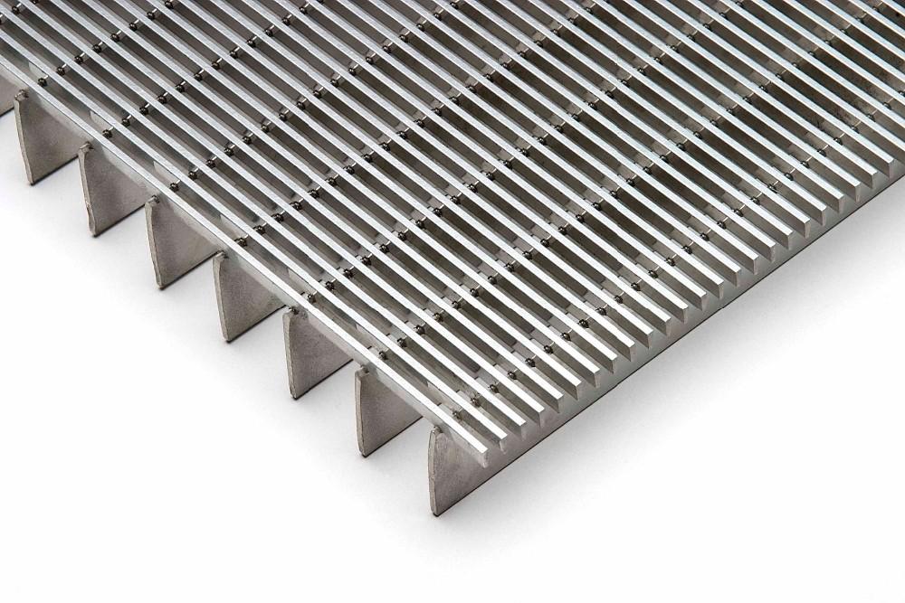 304 Press Welded Stainless Steel Grating Buy 25x5 Steel