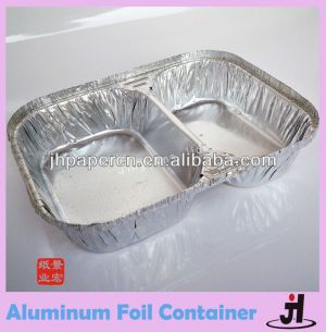 disposable aluminum foil tray for food catering with competitive price
