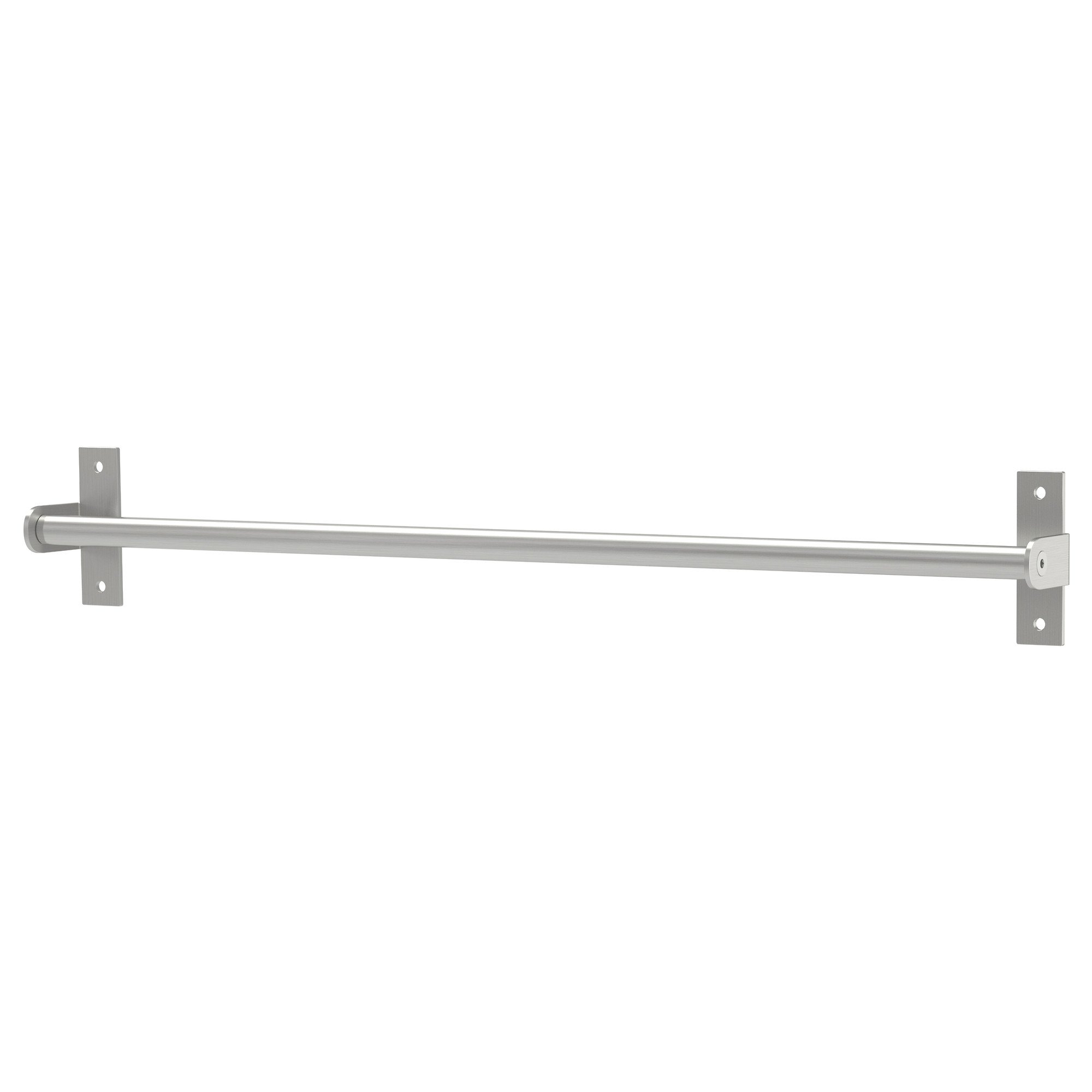 Ikea Glasregal Grundtal Buy Ikea Kallax Steel Rail Hardware With Casters For Home Or