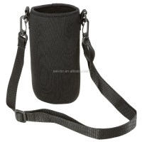 Neoprene Water Bottle Holder With Adjustable Shoulder