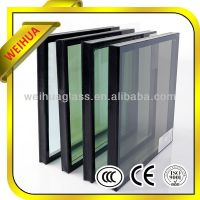 Colored Tempered Insulated Glass For Curtain Wall - Buy ...