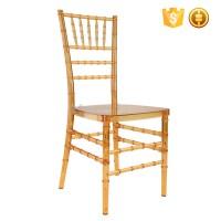 Hot Wholesale Clear Plastic Wedding Resin Tiffany Chair ...