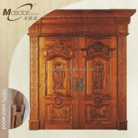 Turkish Main Entrance Wooden Double Door Designs For Home ...