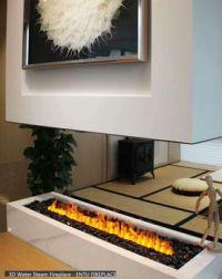 Cheap Fire-fireplace-fake Decorative Electric Fireplace 3d ...