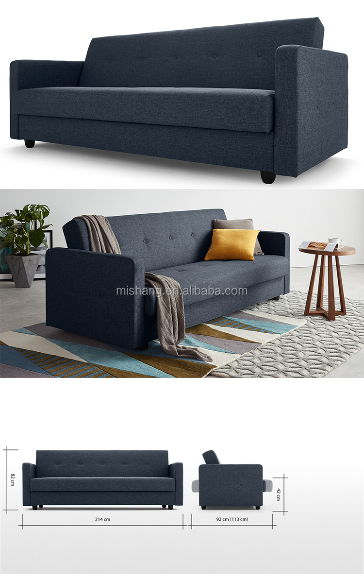 Antike Sofas For Kids Latest Living Room Elegant Couches Navy Blue Fabric Sofa Bed Design View Living Room Elegant Couches Kingblood Product Details From Foshan Kingblood