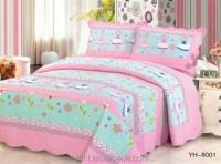Dancing Little Girl Patchwork Bedding Sets / Patchwork ...