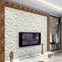 Interior Decorative Wall Covering Panels/fabric Covered