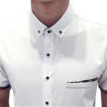 Professional Most Popular Man Shirt Brand Readymade Design China