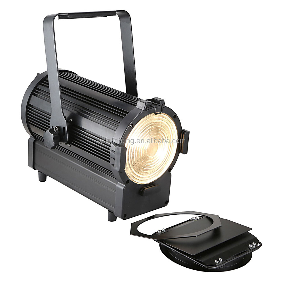 Led Spot Vello Th250 250w White Led Spot Fresnel Light Buy Fresnel Light 250w Led Spot Light Vello 250w Led Face Light Product On Alibaba