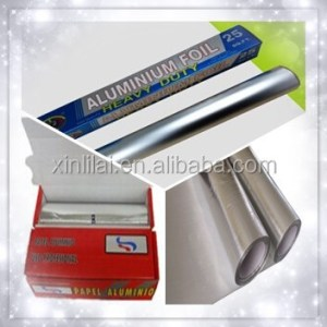 packing use aluminium foil for food wrapping/storing/freezing/cooking