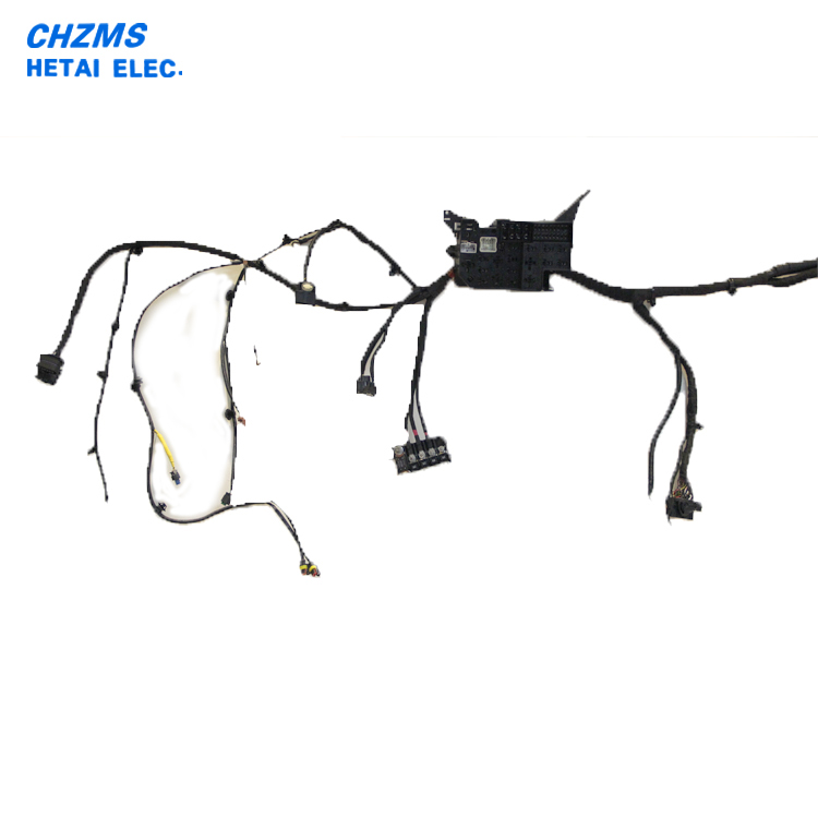 auto wiring harness wrap