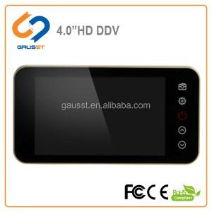4.0inch digital peephole,digital peephole camera,digital peephole door viewer