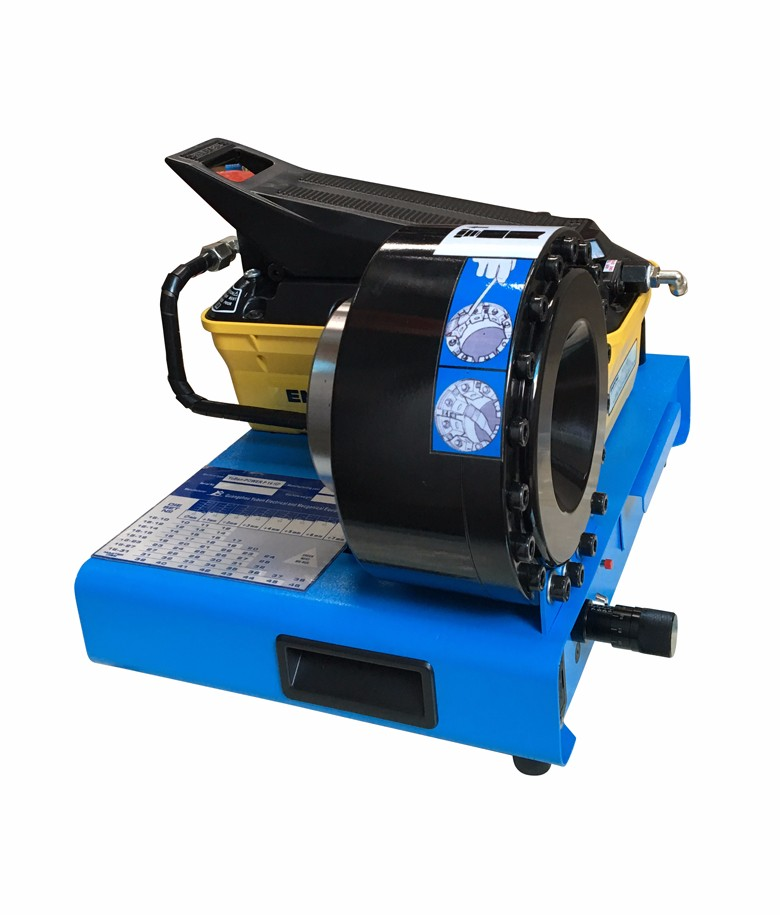Air Pressure Parker Hose Crimper Machine P16ap
