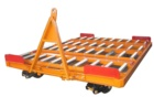 7T Airport Pallet Dolly Aviation Container Dolly HPD0703 for P1P, P6P, LD1, LD2, LD3, LD8