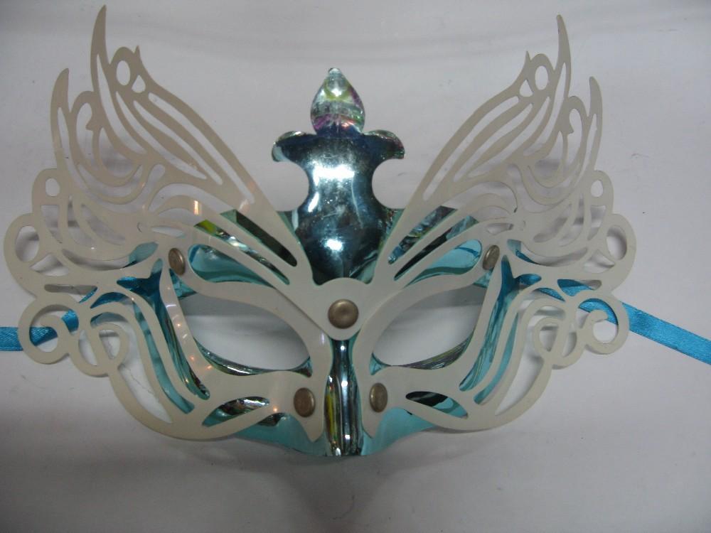 Hollow Free Printable Face Masks Crystal Simple Design Masquerade
