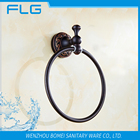 Household Hotel Bathroom Accessories Wall Mounted Oil Rubbed Bronze ORB Towel Ring BM5411 Towel Hanger