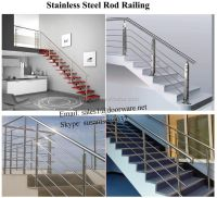 Interior Metal Stair Railing,Mild Steel Handrail For ...