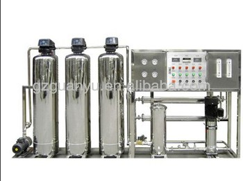 2013better Deionized Water Equipment With Ion Exchange