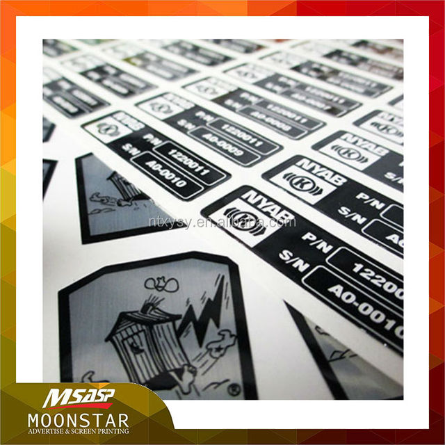 Buy Cheap China adhesive sequential number label Products, Find