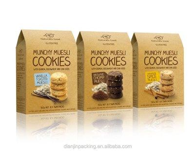 Packaging For Cookies - House Cookies