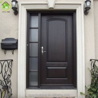 With Sidelite Exterior Apartment Front Entry Door - Buy ...