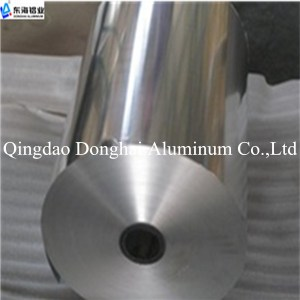 laminated aluminum foil for heat insulation