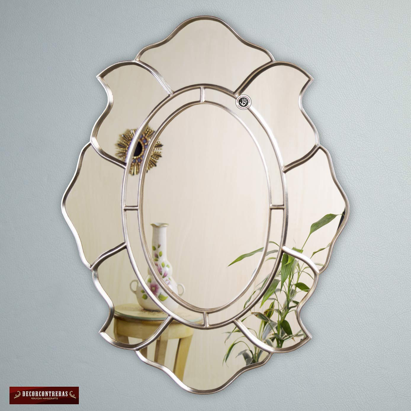 Oval Mirror Wood Frame Cheap Oval Mirror Wood Find Oval Mirror Wood Deals On Line