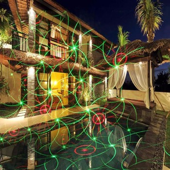 outdoor garden decoration projector laser lighting,Christmas - christmas decoration projector