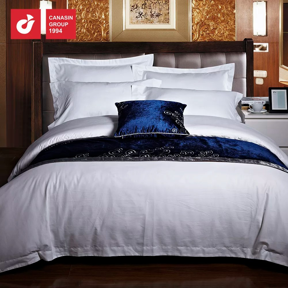 Cotton Bed Linen Sale Hotel Cotton Jacquard Bed Linen On Sale View Bed Linen Sale Canasin Product Details From Jiangsu Canasin Tablelinen Co Ltd On Alibaba