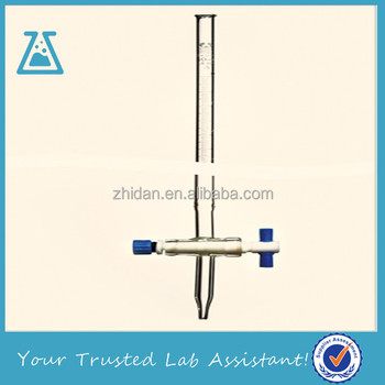 Class A Acid Burette Used For Titrations - Buy Acid Burette,Acid - titrations