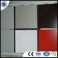 Aluminium Composite Panel Interior Wall Panel - Buy ...