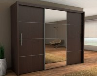 Wooden Aluminium Wardrobe Designs,Bedroom Wardrobe Sliding