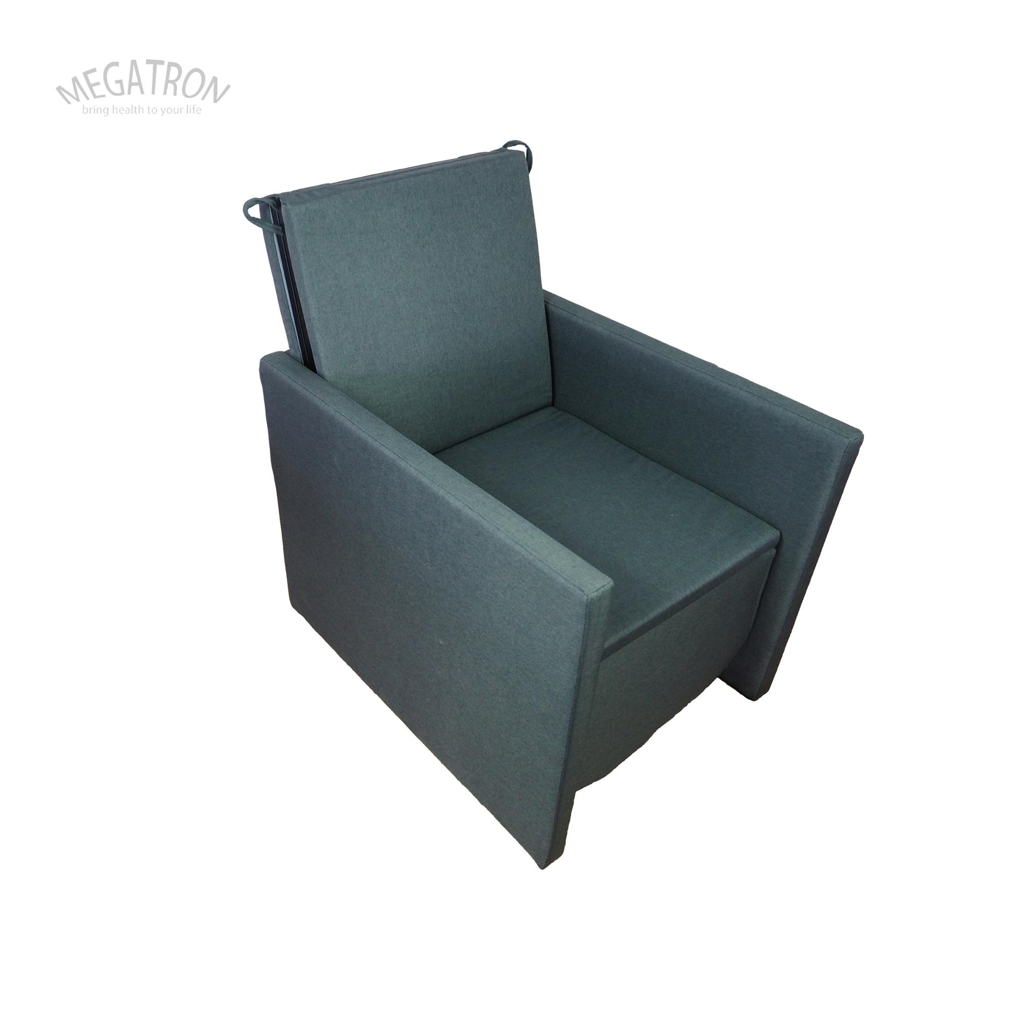 Living Room Furniture Leather Material Single Seat Folding - Single Sofa Bed Chair