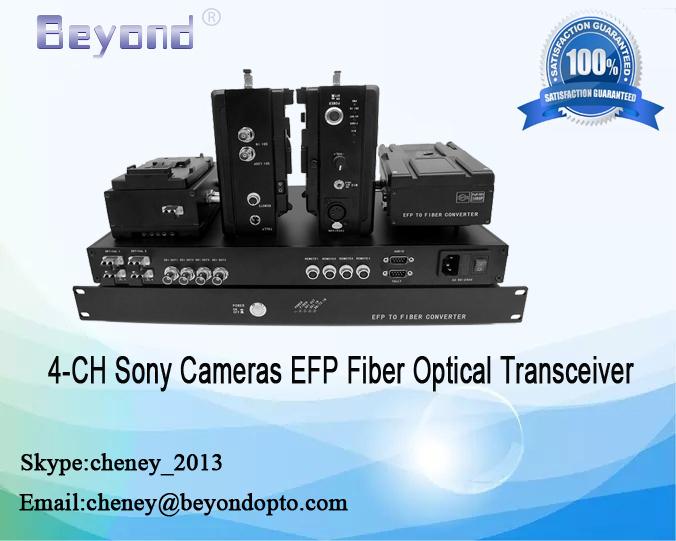Ob-van Efp Sdi To Camera Fiber System,Ob-van Intercom,Remote,Tally