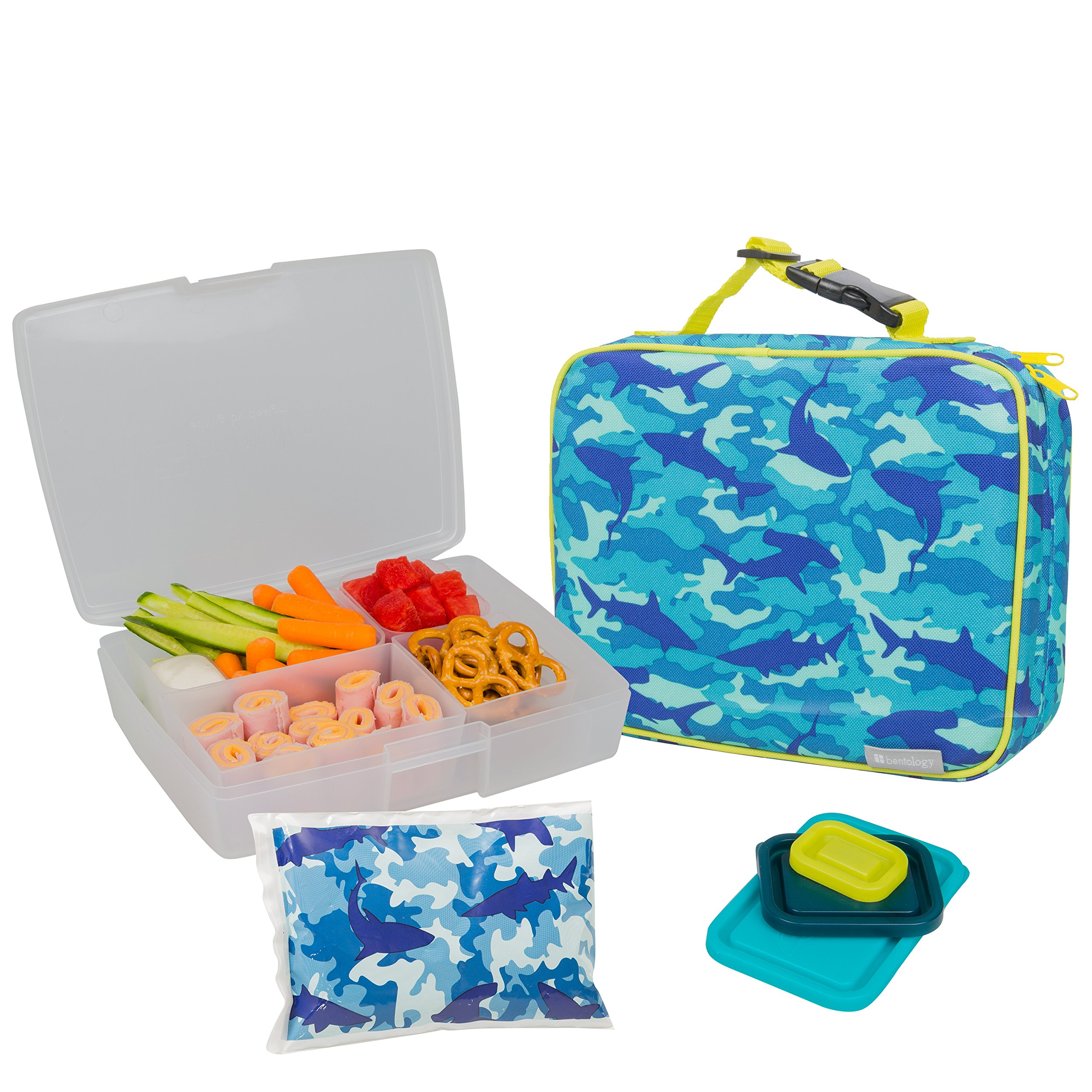 Bag Of Ice Price Buy Bentology Lunch Bag And Box Set For Boys Includes Insulated