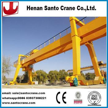 Ce/bv Certified Gantry Crane For Project With Wiring Diagram - Buy