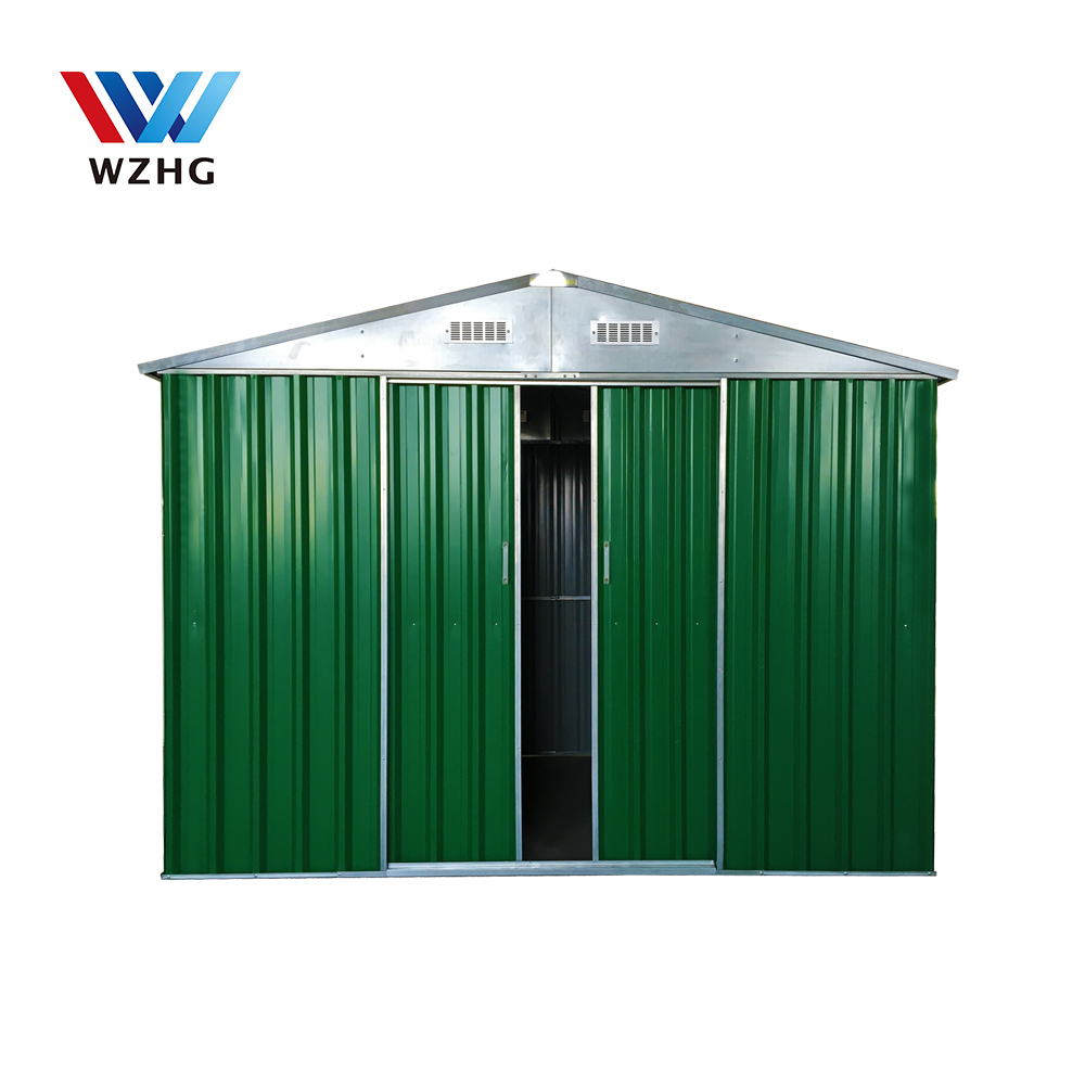 Steel Storage Sheds Color Steel Storage Shed Garden Shed For Tools Bike Buy Wooden Garden Sheds Flat Pack Garden Sheds Garden Steel Shed Product On Alibaba