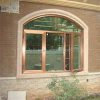 Arched Top Window Steel Grill Design
