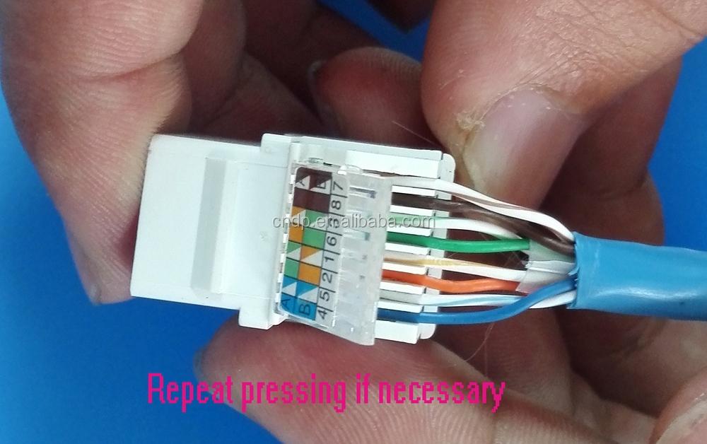 Cat6 Jack Wiring Wiring Diagram