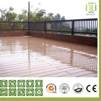 Waterproof Outdoor Floor Covering Eco Deck Wpc Flooring ...